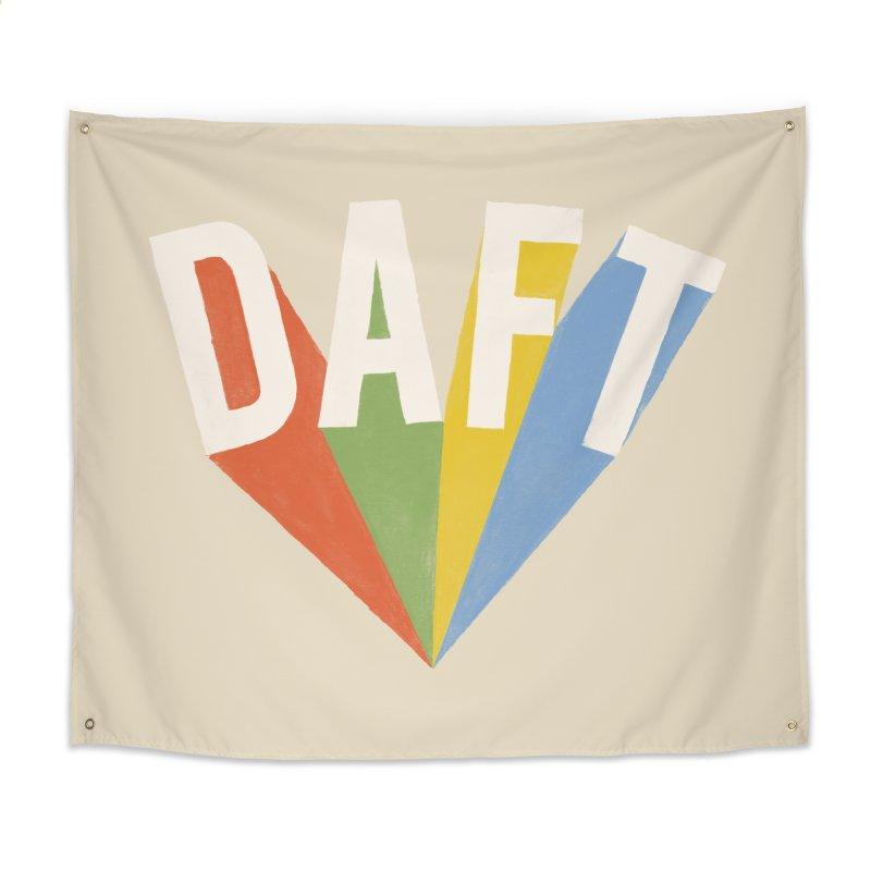 Daft Home Tapestry by Speakerine / Florent Bodart