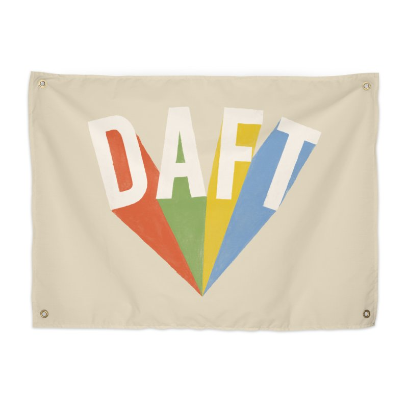 Daft Home Tapestry by Speakerine / Florent Bodart