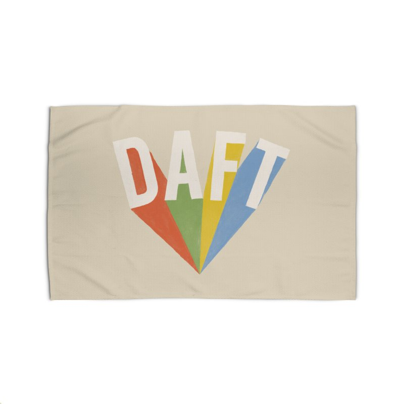 Daft Home Rug by Speakerine / Florent Bodart