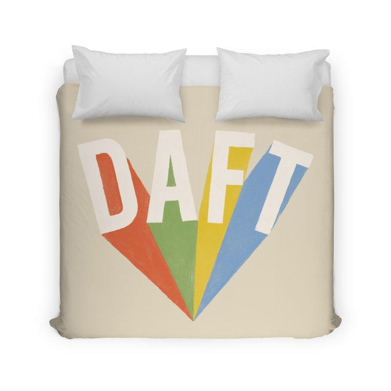 Daft Home Duvet by Speakerine / Florent Bodart