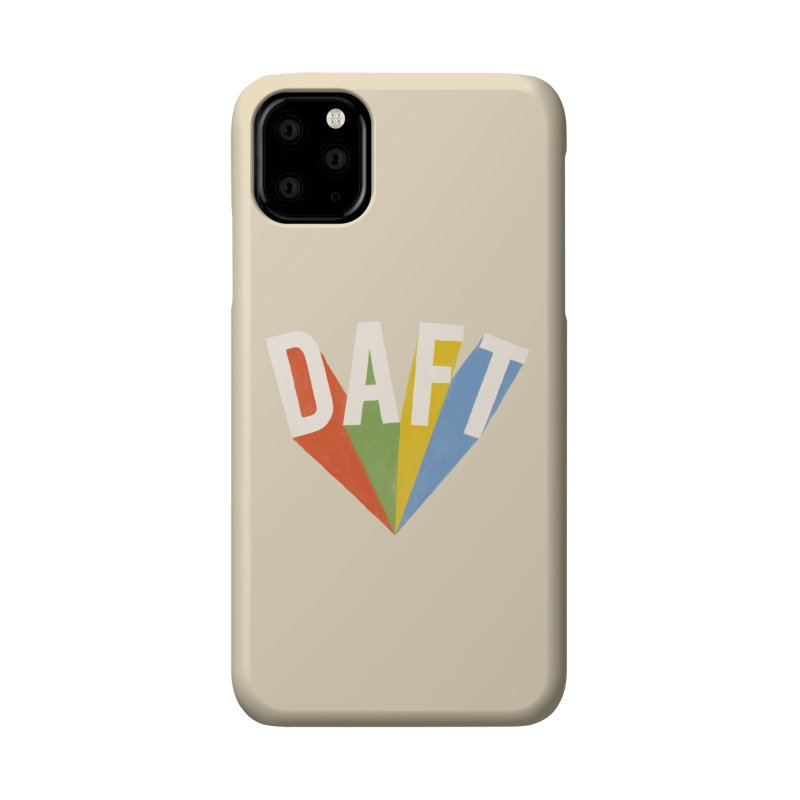 Daft Accessories Phone Case by Speakerine / Florent Bodart