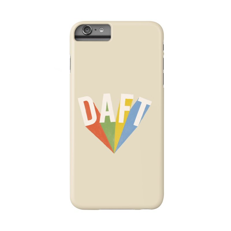 Daft Accessories Phone Case by Speakerine / Florent Bodart