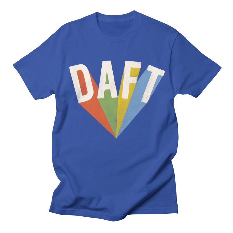 Daft Men's T-Shirt by Speakerine / Florent Bodart