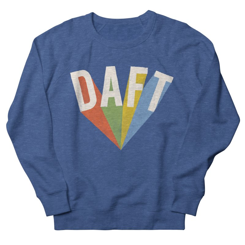 Daft Men's Sweatshirt by Speakerine / Florent Bodart