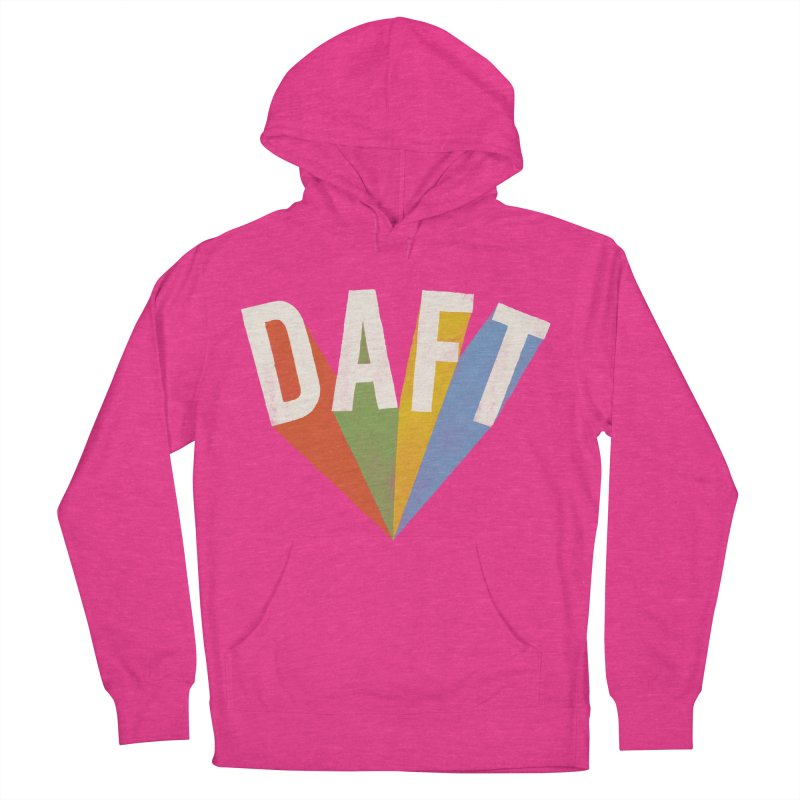 Daft Men's Pullover Hoody by Speakerine / Florent Bodart