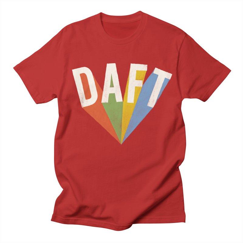 Daft Women's Unisex T-Shirt by Speakerine / Florent Bodart