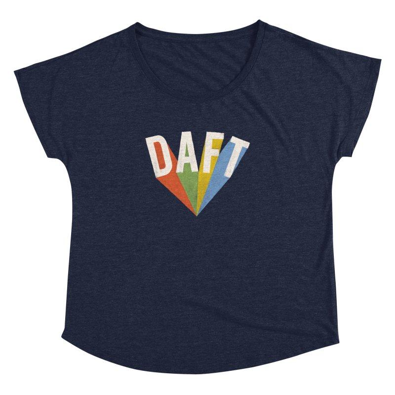 Daft Women's Dolman by Speakerine / Florent Bodart
