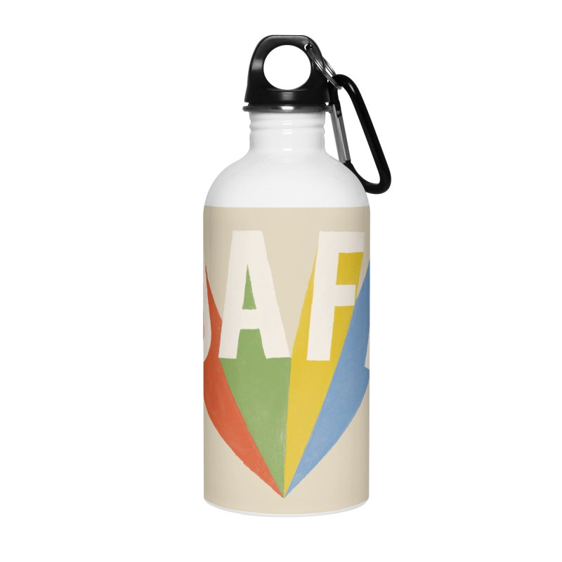 Daft Accessories Water Bottle by Speakerine / Florent Bodart