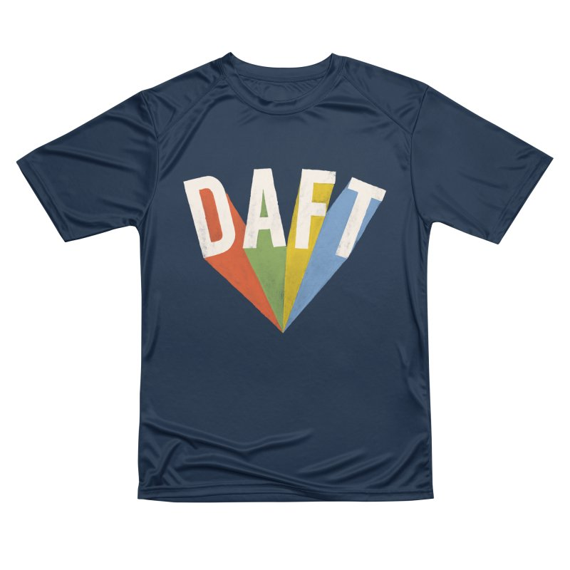 Daft Men's Performance T-Shirt by Speakerine / Florent Bodart