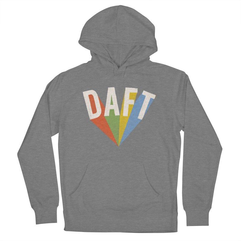 Daft Women's Pullover Hoody by Speakerine / Florent Bodart
