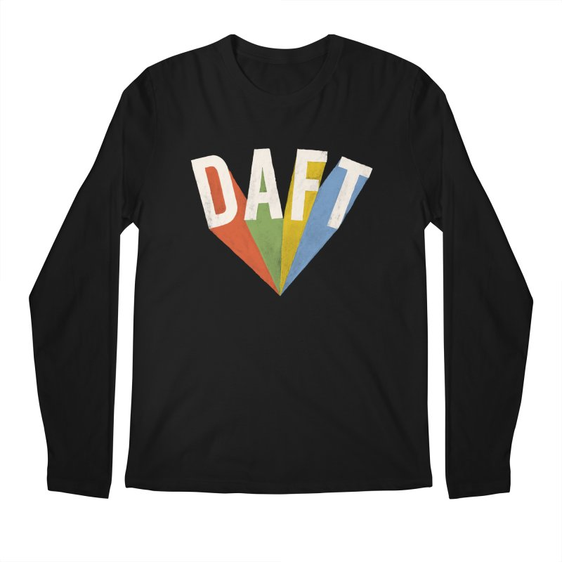 Daft Men's Regular Longsleeve T-Shirt by Speakerine / Florent Bodart