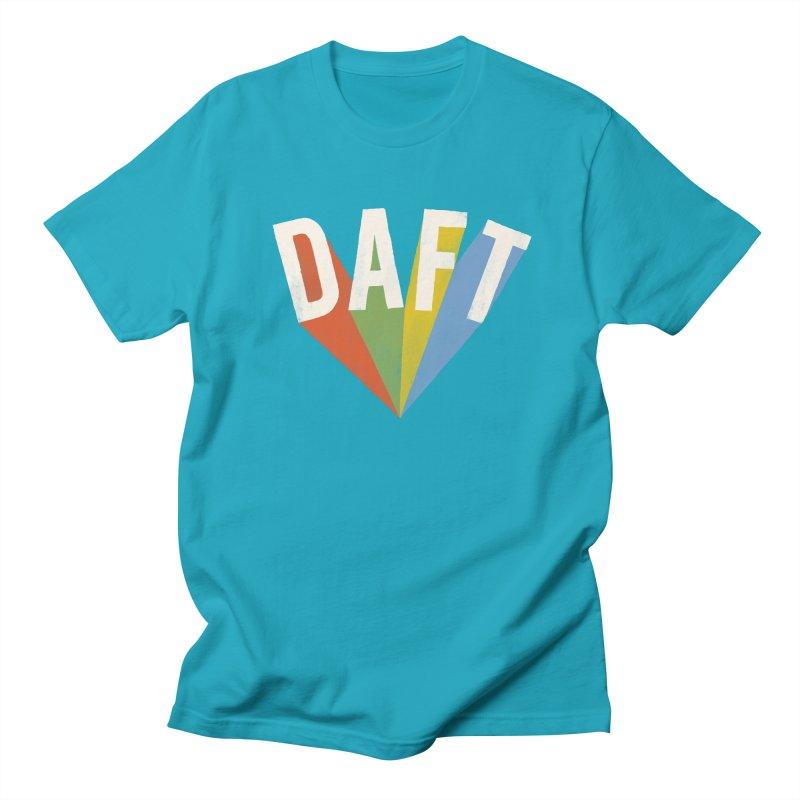 Daft Men's Regular T-Shirt by Speakerine / Florent Bodart