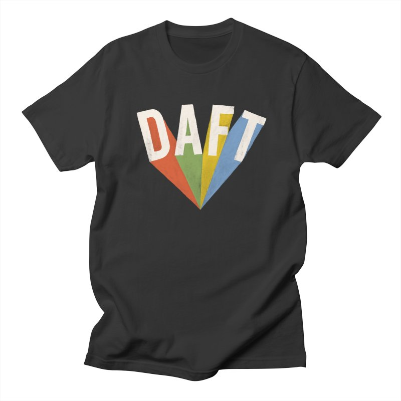 Daft Women's Regular Unisex T-Shirt by Speakerine / Florent Bodart