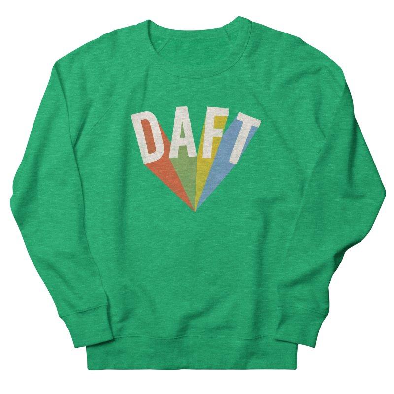 Daft Women's Sweatshirt by Speakerine / Florent Bodart