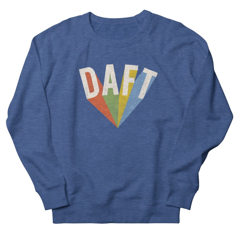Daft Women's Sweatshirt by Speakerine / Florent Bodart