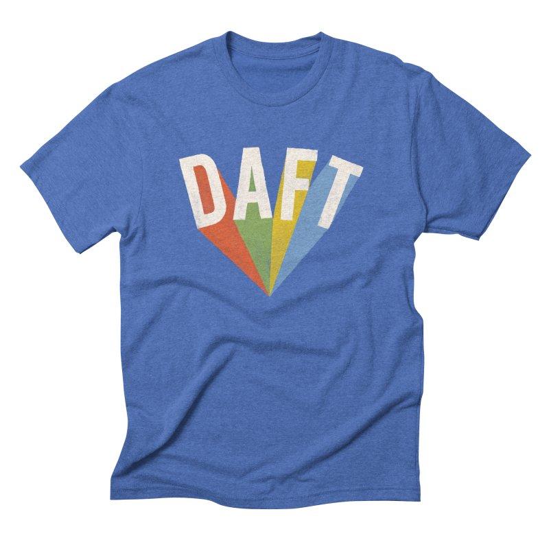 Daft Men's T-Shirt by Speakerine / Florent Bodart