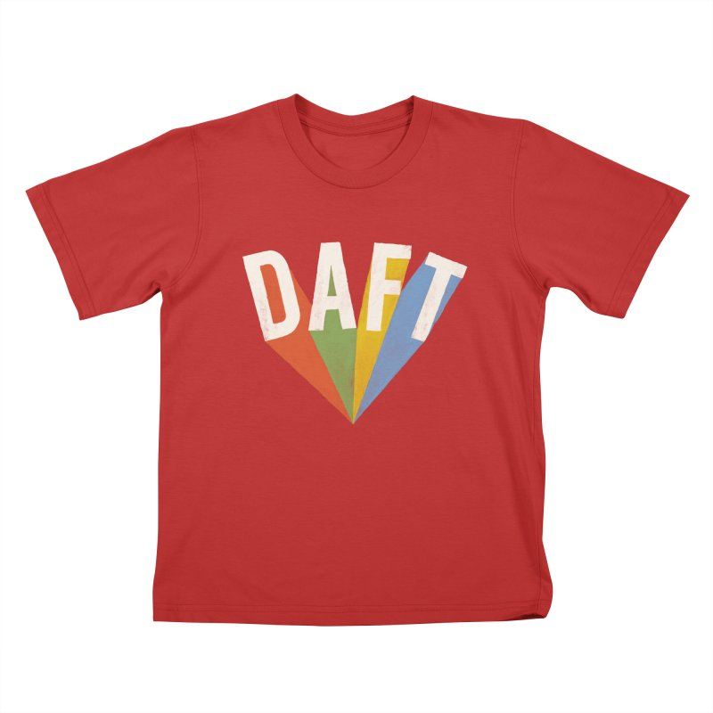 Daft Kids T-Shirt by Speakerine / Florent Bodart