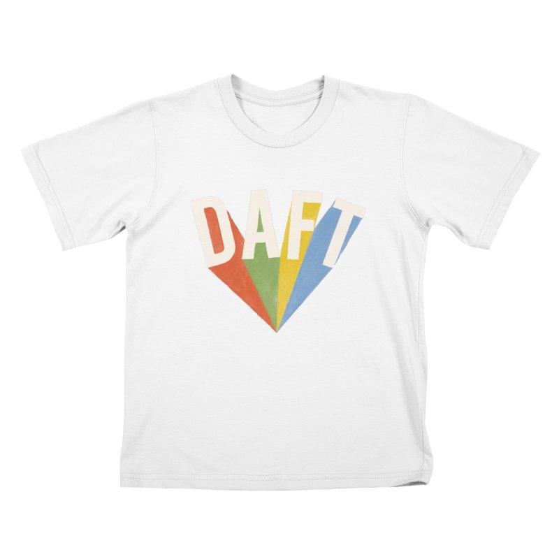Daft Kids T-Shirt by Speakerine / Florent Bodart