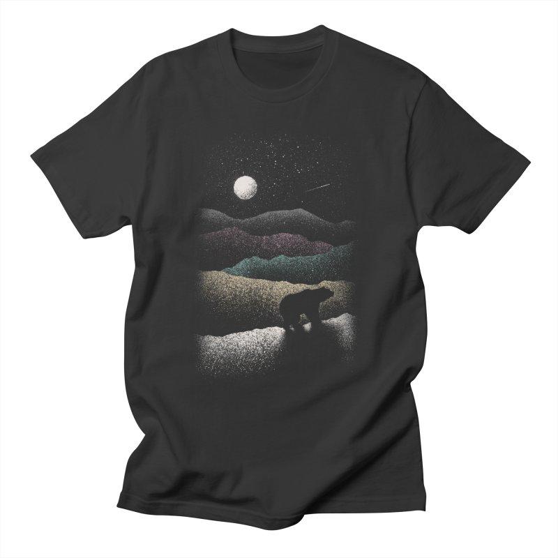 Wandering Bear Men's T-Shirt by Speakerine / Florent Bodart