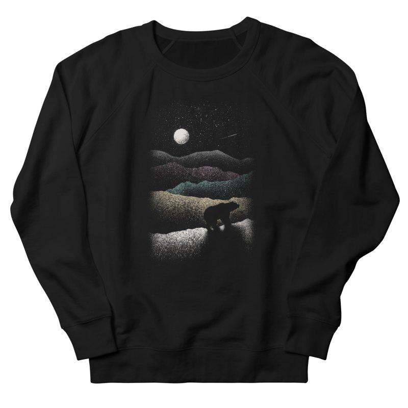 Wandering Bear Women's Sweatshirt by Speakerine / Florent Bodart
