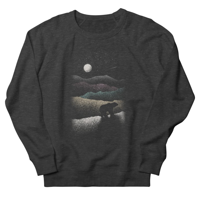 Wandering Bear Women's Sweatshirt by Speakerine / Florent Bodart