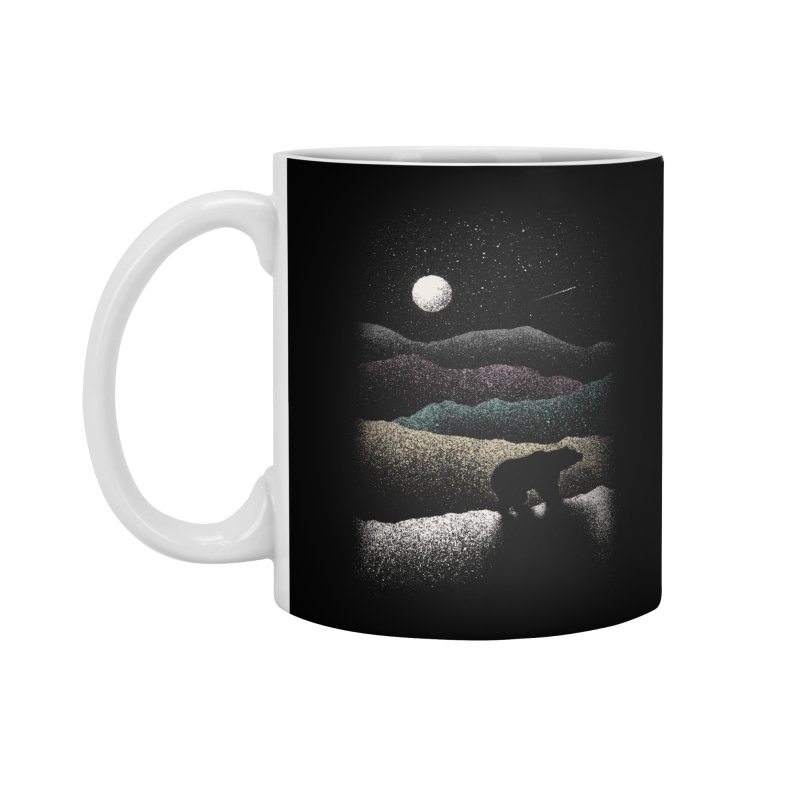 Wandering Bear Accessories Mug by Speakerine / Florent Bodart