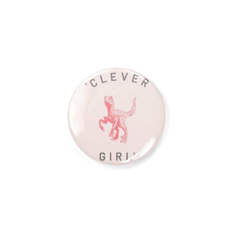 Clever GIrl Accessories Button by Speakerine / Florent Bodart