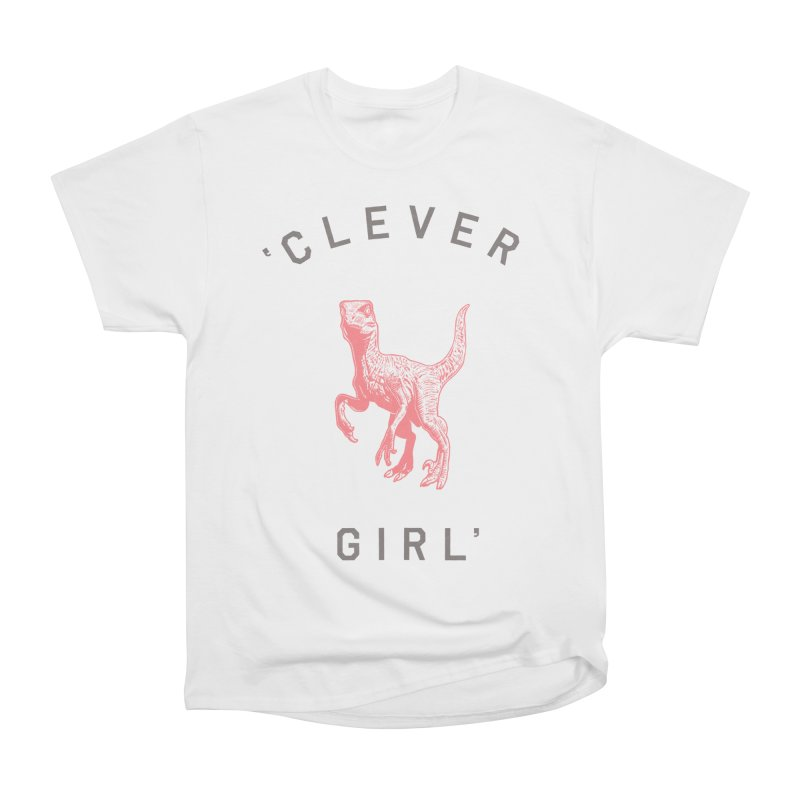 Clever GIrl Women's T-Shirt by Speakerine / Florent Bodart