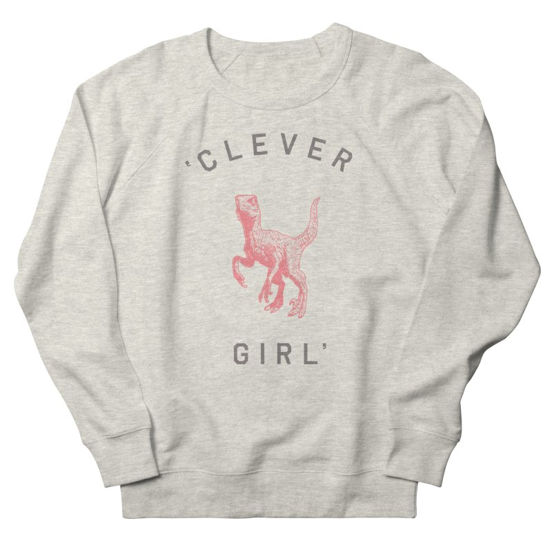 Clever GIrl Women's Sweatshirt by Speakerine / Florent Bodart