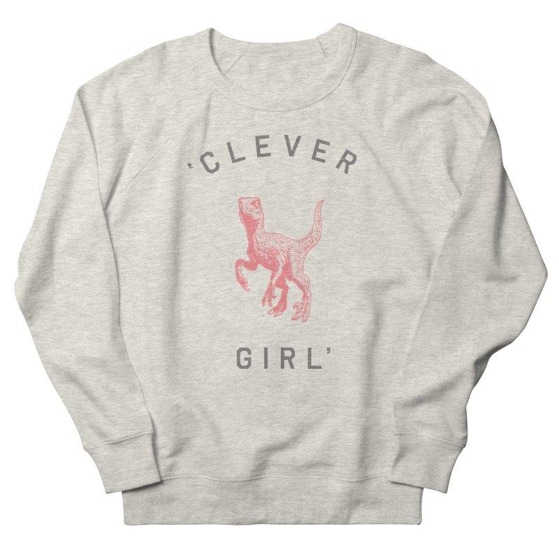 Clever GIrl Men's Sweatshirt by Speakerine / Florent Bodart