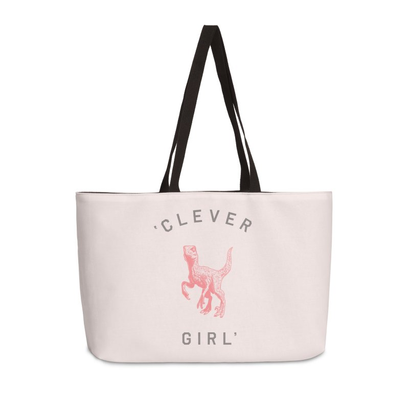 Clever GIrl Accessories Weekender Bag Bag by Speakerine / Florent Bodart