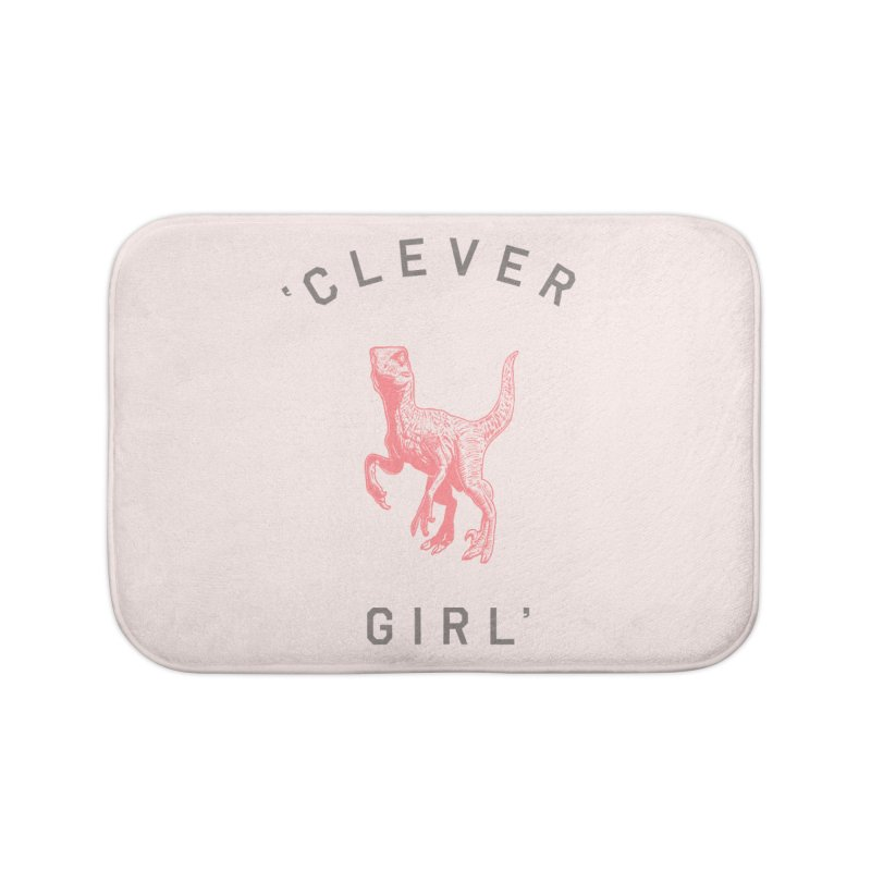 Clever GIrl Home Bath Mat by Speakerine / Florent Bodart