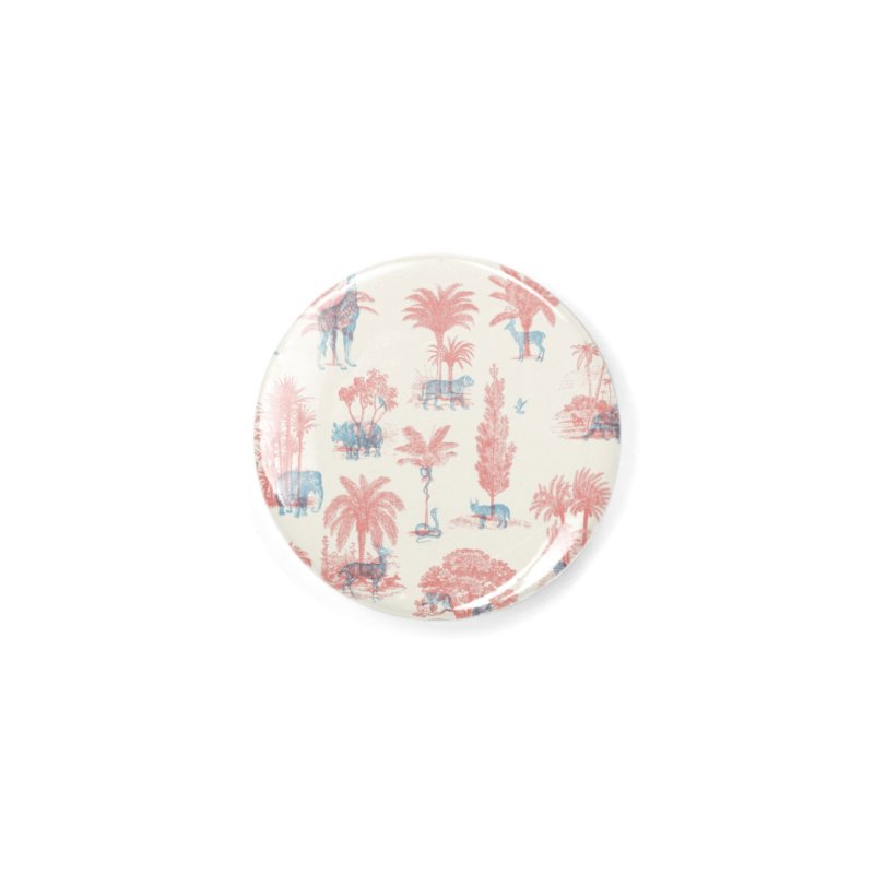 Where they Belong - Summer Accessories Button by Speakerine / Florent Bodart