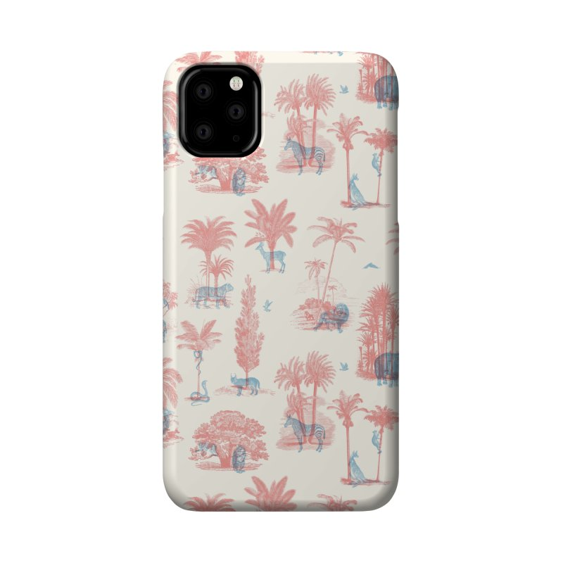Where they Belong - Summer Accessories Phone Case by Speakerine / Florent Bodart