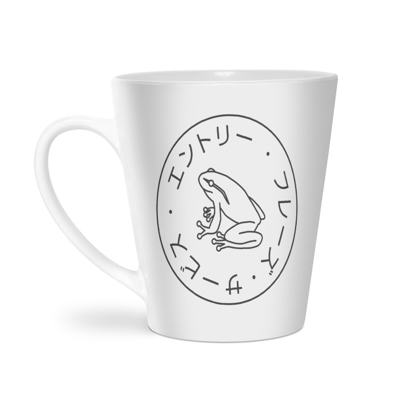 Frog Society Accessories Latte Mug by Speakerine / Florent Bodart