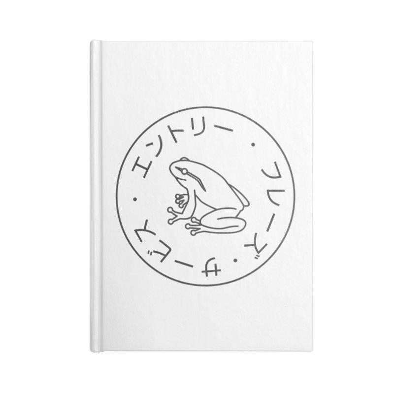 Frog Society Accessories Notebook by Speakerine / Florent Bodart