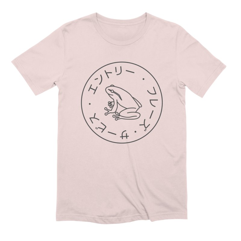 Frog Society Men's Extra Soft T-Shirt by Speakerine / Florent Bodart