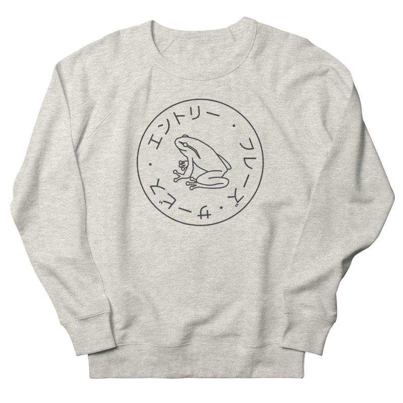 Frog Society Men's Sweatshirt by Speakerine / Florent Bodart
