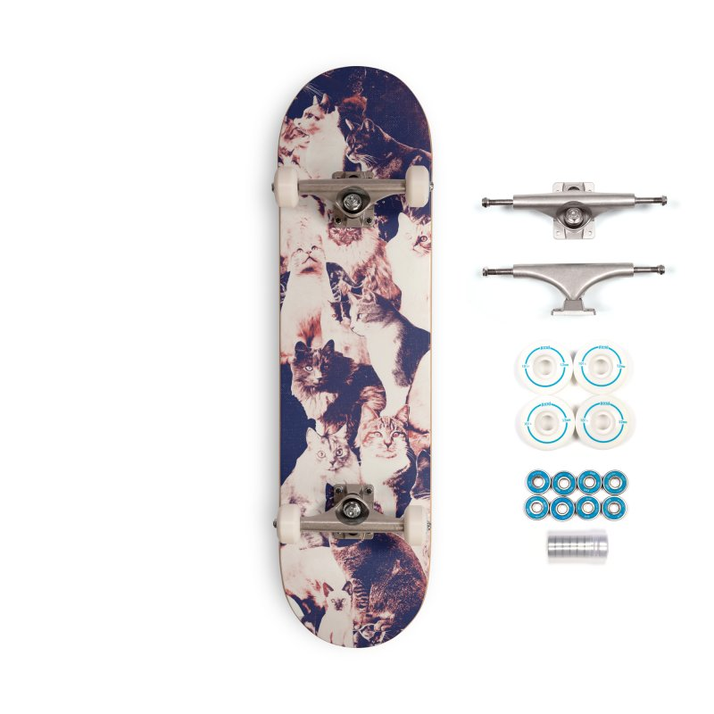 Cats Forever Accessories Complete - Basic Skateboard by Speakerine / Florent Bodart