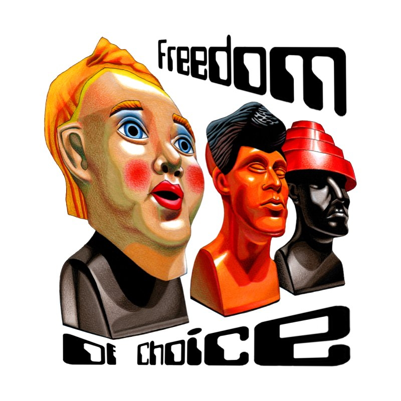 Freedom of Choice Kids T-Shirt by Spearlife Store - Original Art from Me to You