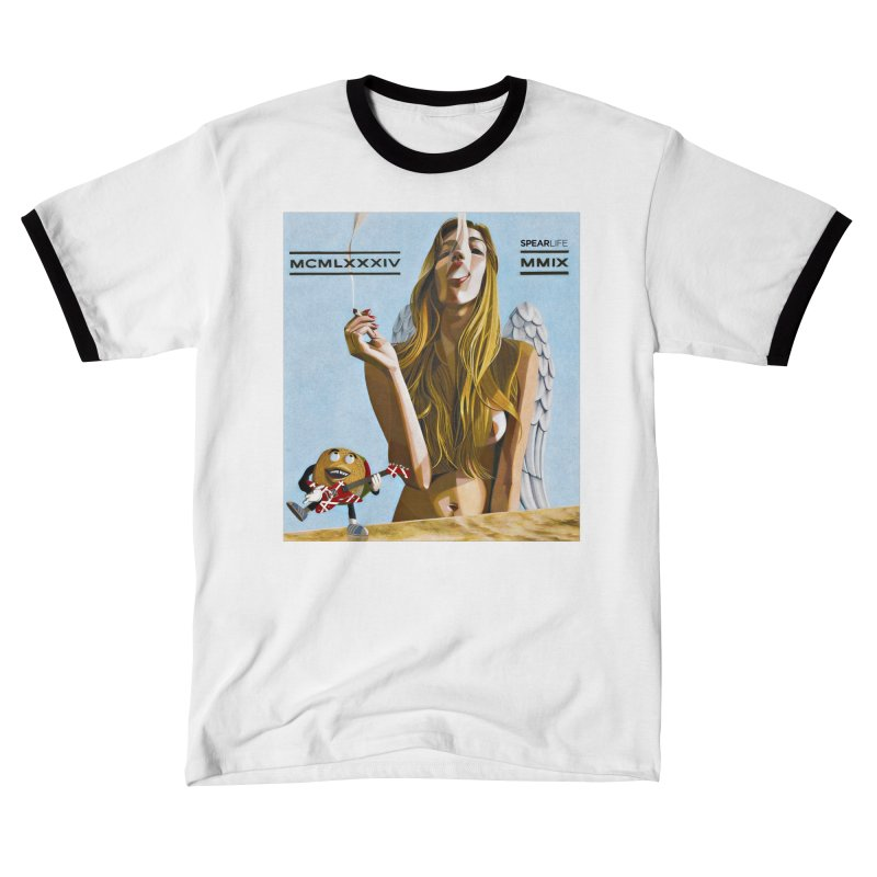 Girl Gone Bad Women's T-Shirt by Spearlife Store - Original Art from Me to You