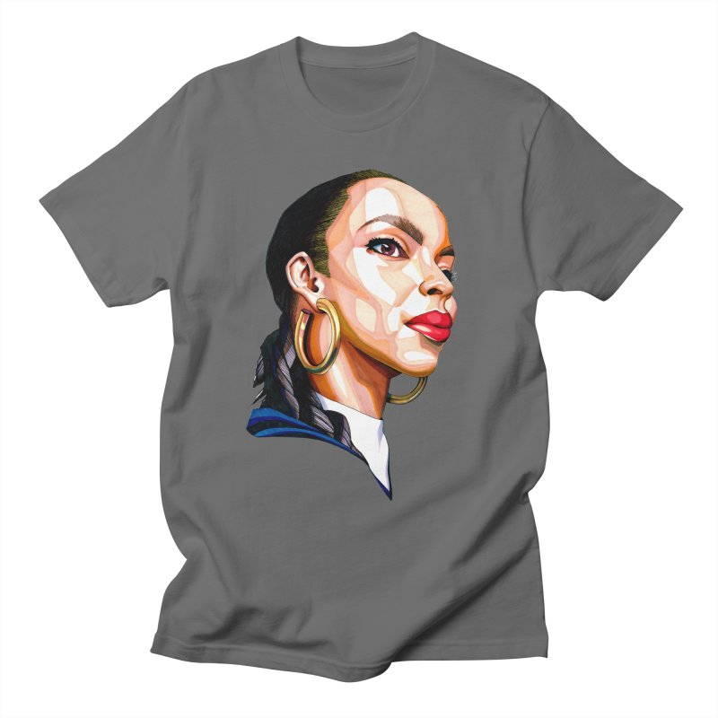 Tribute to The Smooth Operator Men's T-Shirt by Spearlife Store - Original Art from Me to You