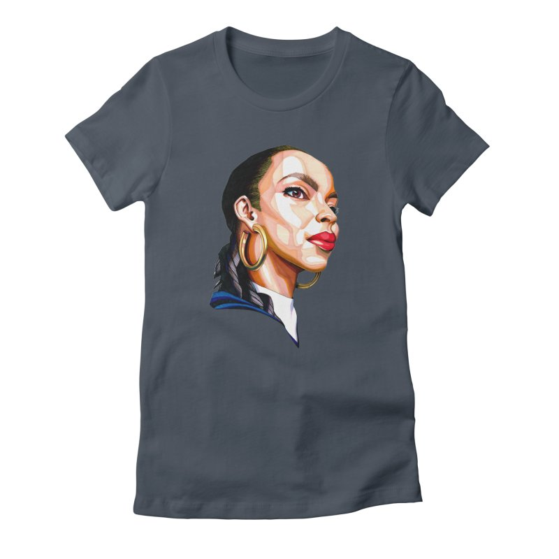 Tribute to The Smooth Operator Women's T-Shirt by Spearlife Store - Original Art from Me to You