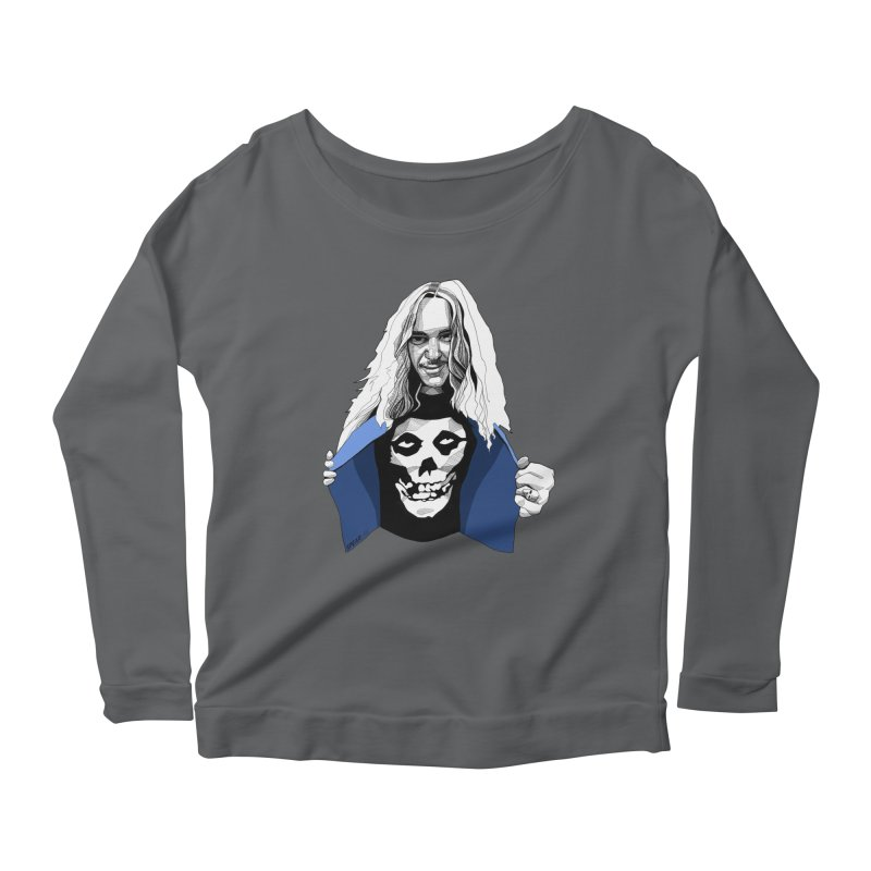 Cliff Em All Women's Longsleeve T-Shirt by Spearlife Store - Original Art from Me to You