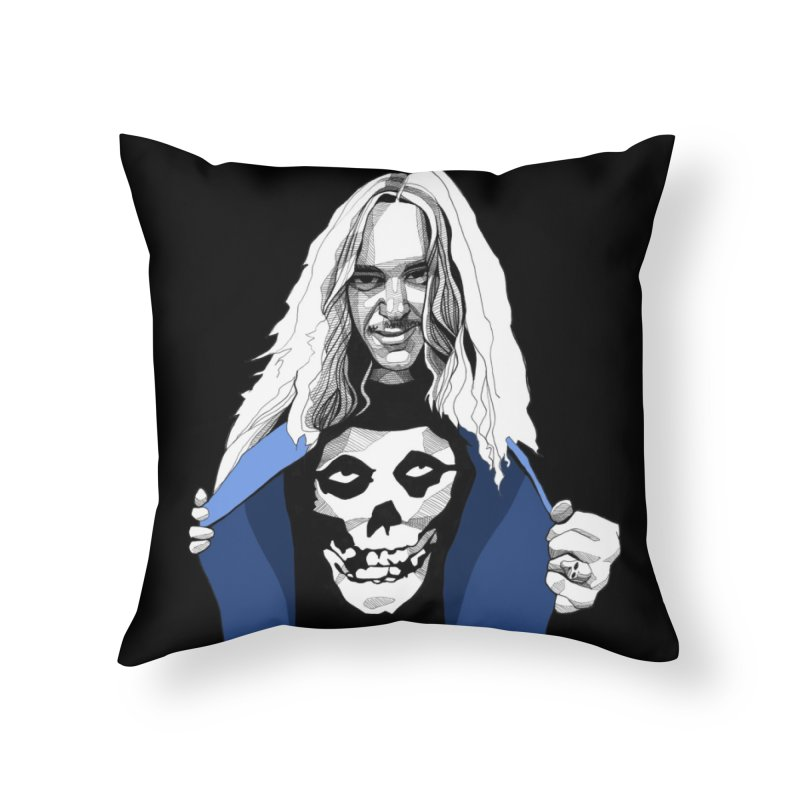 Cliff Em All Home Throw Pillow by Spearlife Store - Original Art from Me to You
