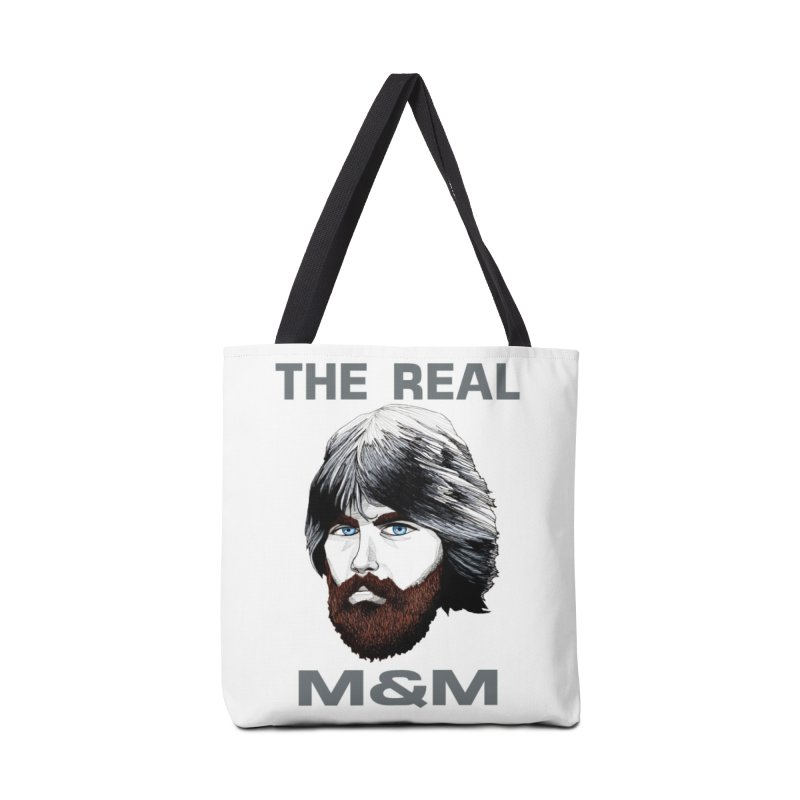 The Real M&M Accessories Bag by Spearlife Store - Original Art from Me to You