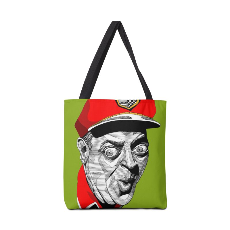 Tribute to CaddyShack's Al Czervik Accessories Bag by Spearlife Store - Original Art from Me to You