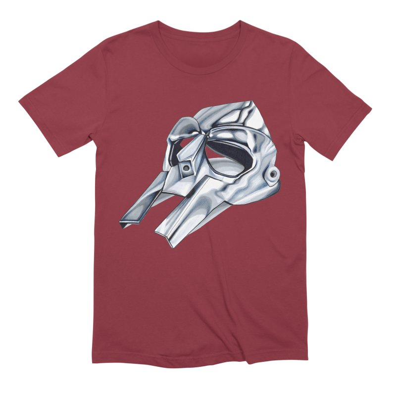 Tribute to Doom Men's T-Shirt by Spearlife Store - Original Art from Me to You