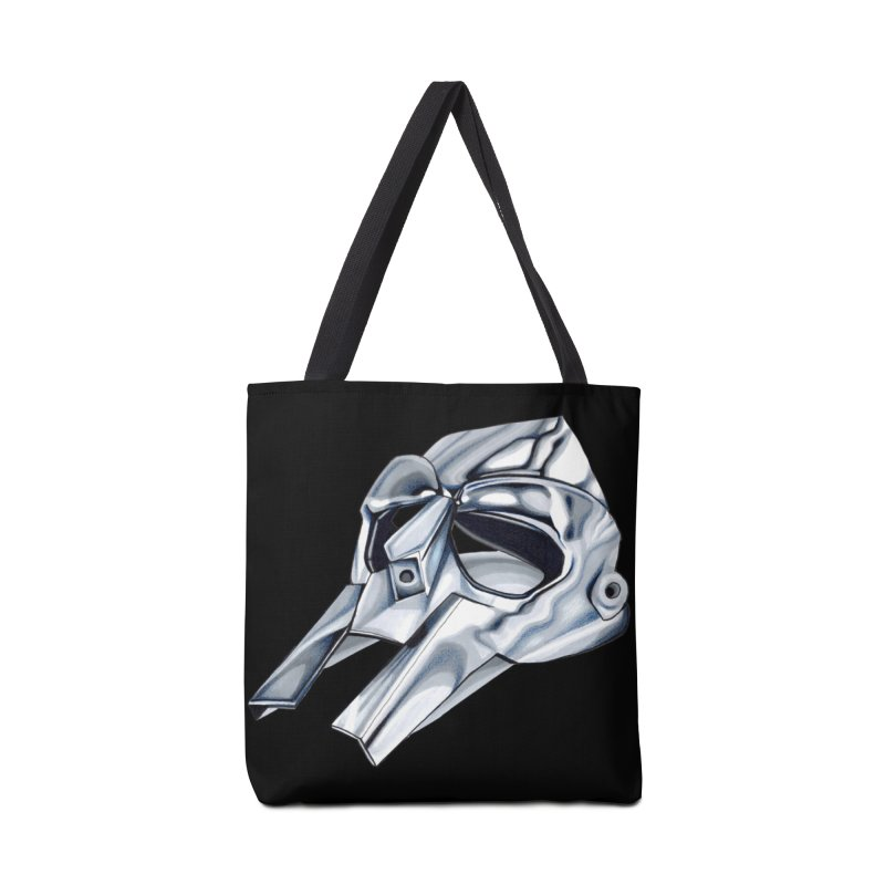 Tribute to Doom Accessories Bag by Spearlife Store - Original Art from Me to You