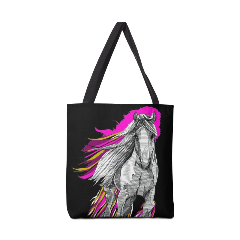 Spearlife Horsey Accessories Bag by Spearlife Store - Original Art from Me to You